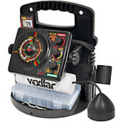 Vexilar FL-20 Pro Pack Ice Fishing Flasher with Pro View Ice-Ducer