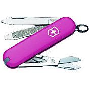 Victorinox Swiss Army Classic SD Translucent Pink Multi-Tool
