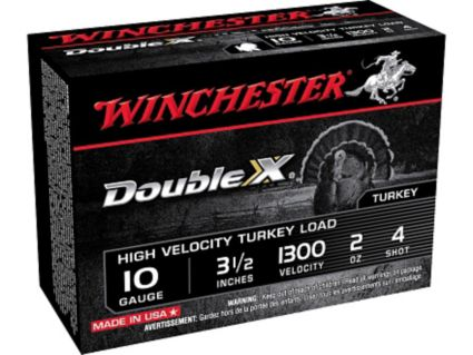 Winchester Double X 10 GA Shotgun Ammunition