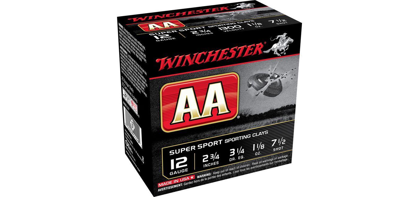 Winchester AA Sporting Clay Shotgun Ammunition