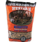 WESTERN BBQ Mesquite Cooking Chips