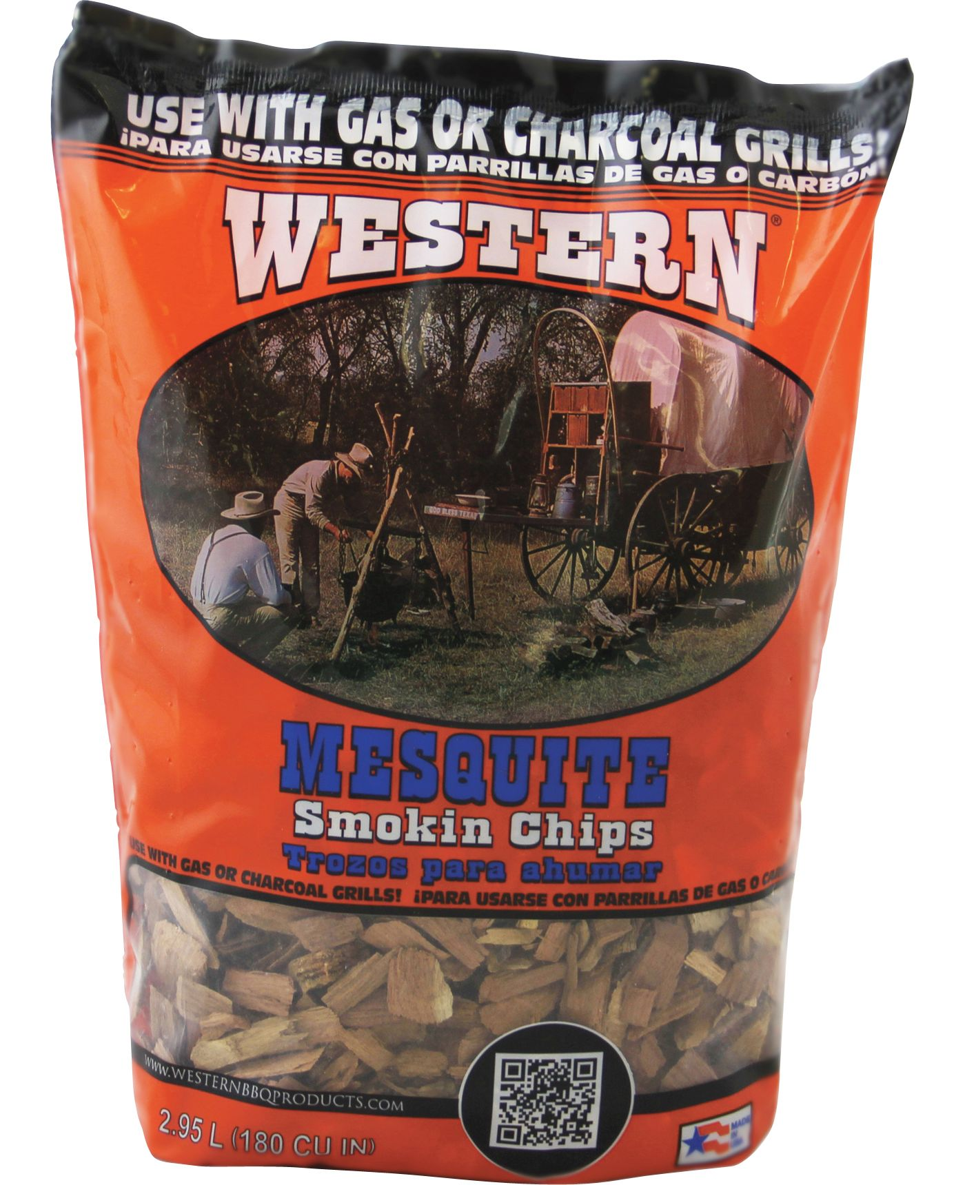 WESTERN BBQ Mesquite Smoking Chips