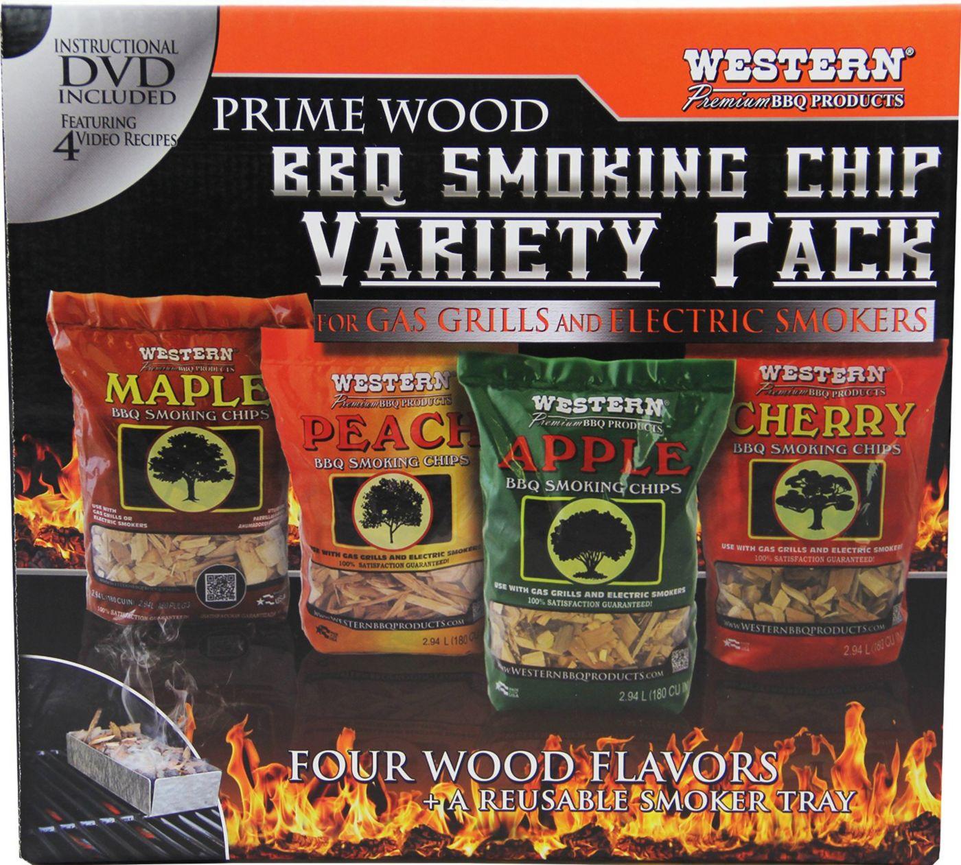 WESTERN Wood Chip Variety Pack