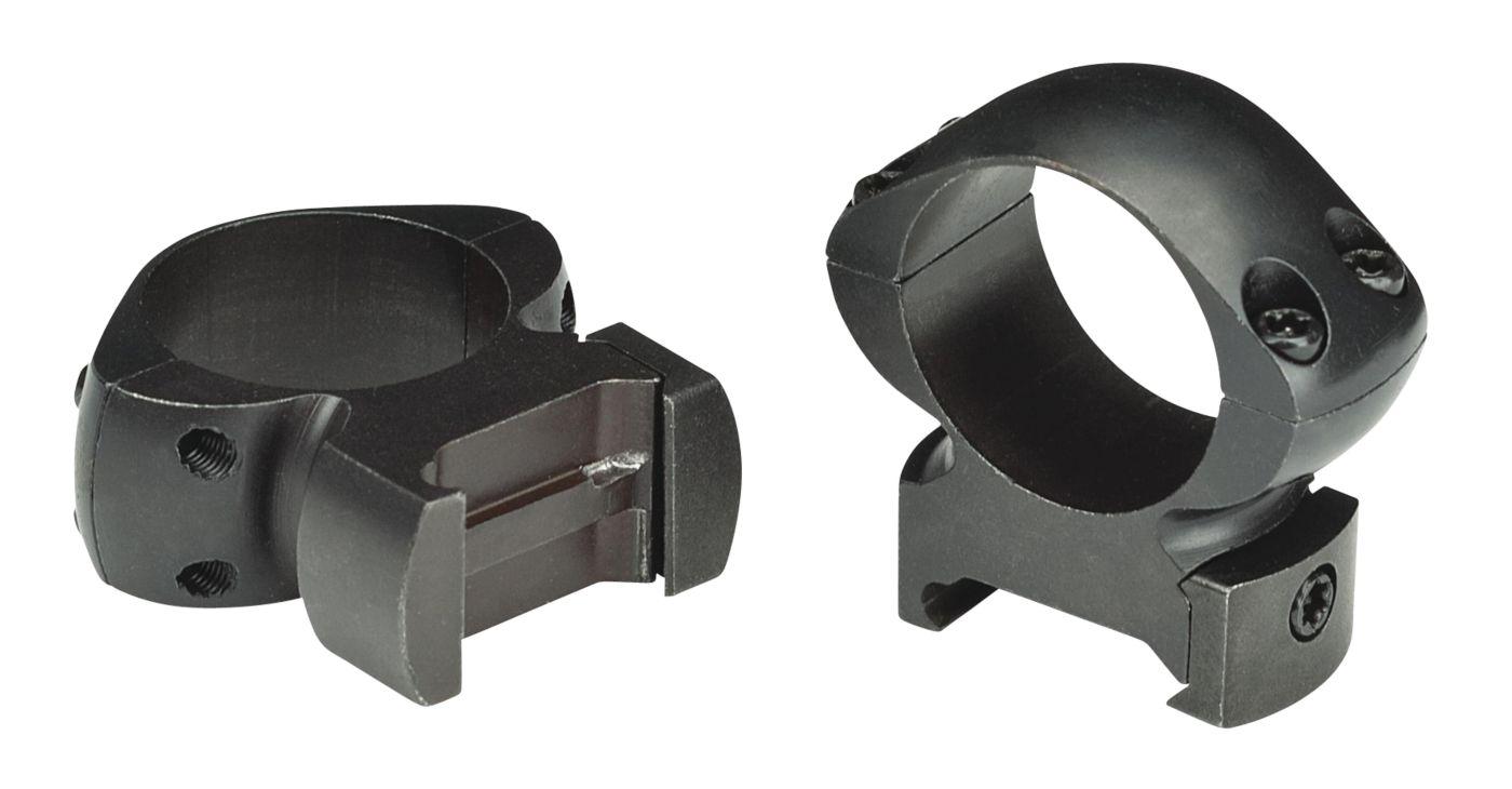 "Weaver Grand Slam Steel 1"" X-High Matte Windage Adjustable Rings"