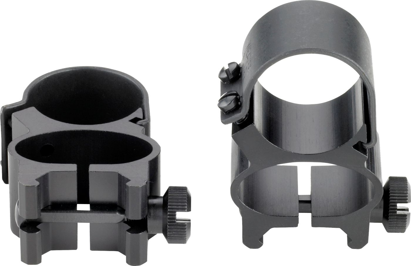 Weaver See Through Top Mount 1 Inch High Scope Rings