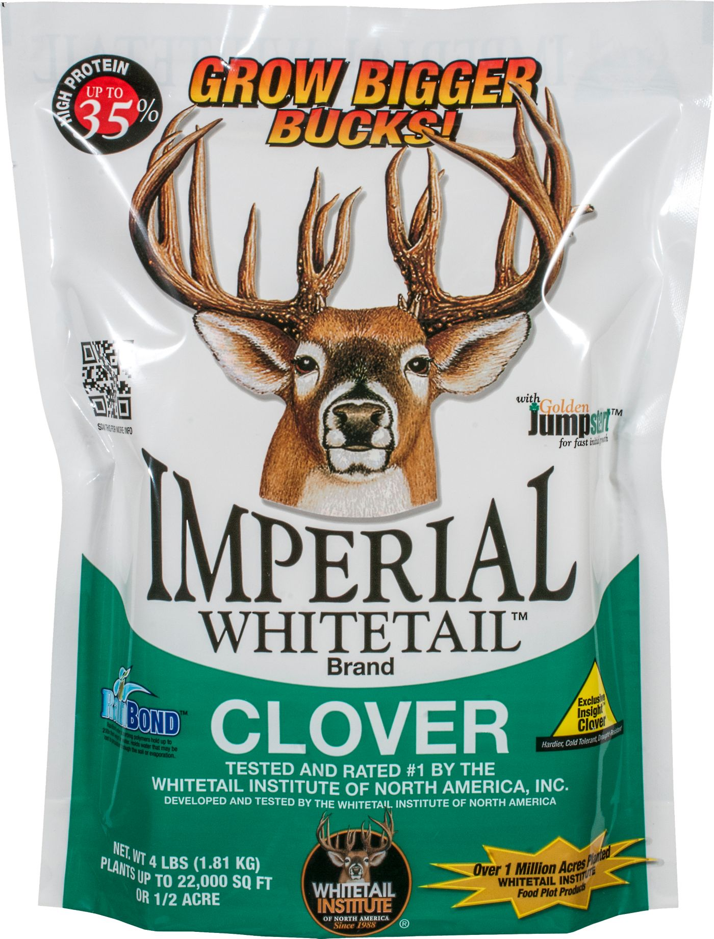 Whitetail Institute Imperial Whitetail Clover