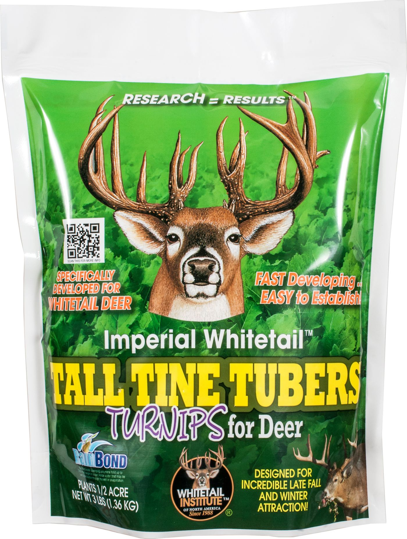 Whitetail Institute Tall Tines Tubers