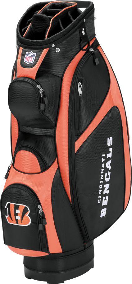 Wilson Cincinnati Bengals Cart Bag