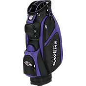 Wilson 2015 Baltimore Ravens Cart Bag