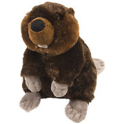 Wild Republic Stuffed Cuddlekin Beaver