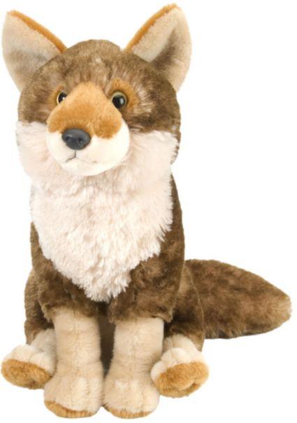 Wild Republic Stuffed Cuddlekin Coyote