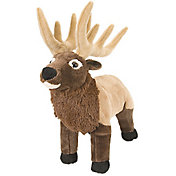 Wild Republic Stuffed Cuddlekin Standing Moose