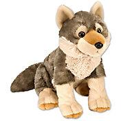 Wild Republic Cuddlekin Wolf Stuffed Animal