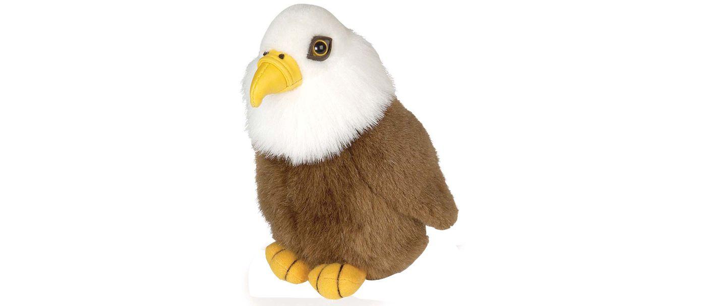 Wild Republic Stuffed Bald Eagle