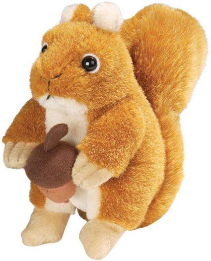 Wild Republic Stuffed Red Squirrel
