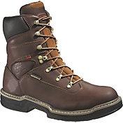 """Wolverine Men's Buccaneer 8"""" Waterproof Steel Toe Work Boots"""