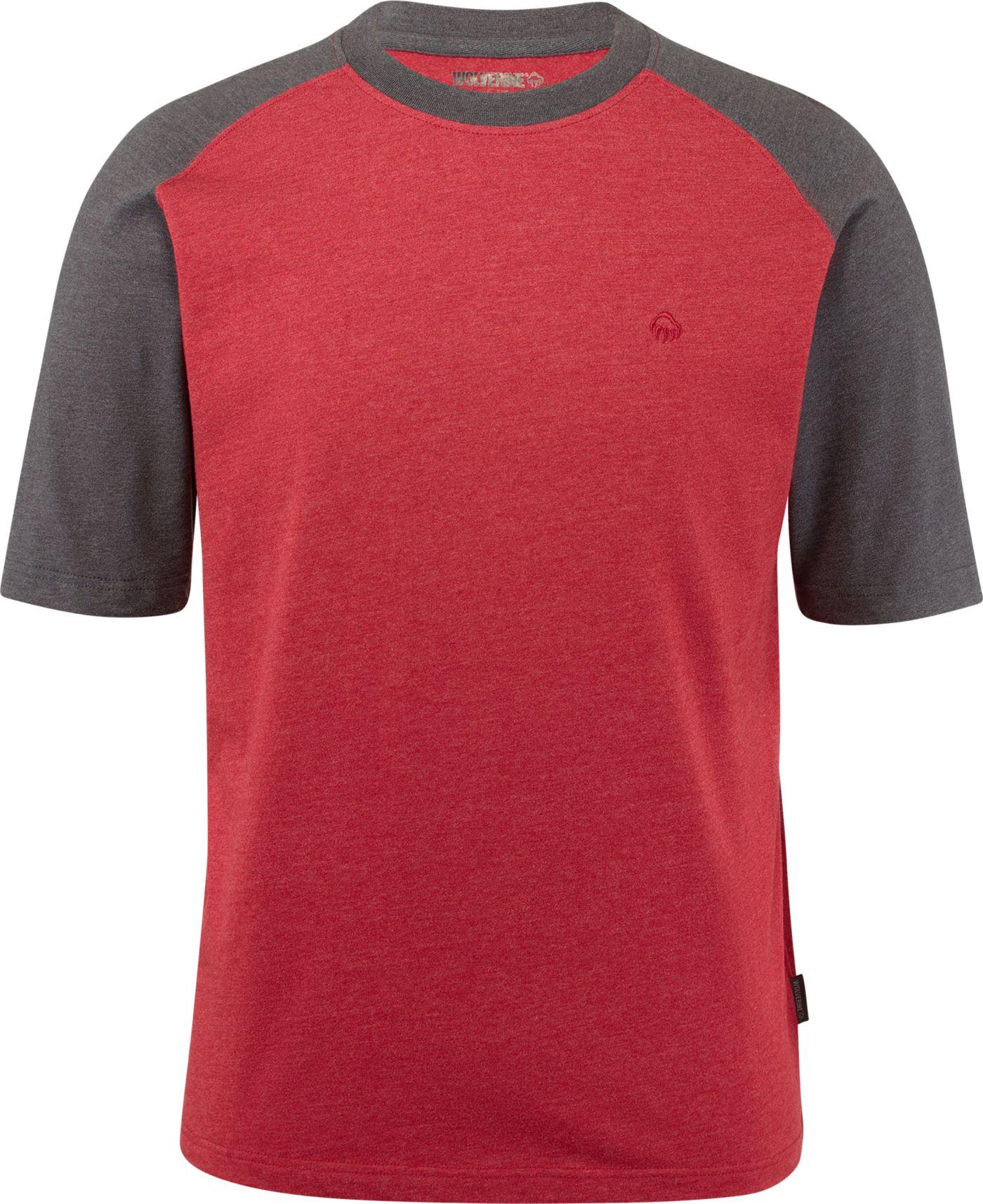 Wolverine Men's Brower Raglan T-Shirt