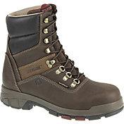 "Wolverine Men's Cabor 8"" Waterproof Composite Toe Work Boots"