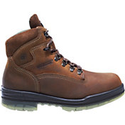 "Wolverine Men's DuraShocks 6"" 200g Waterproof Work Boots"
