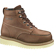 "Wolverine Men's Moc Toe Wedge 6"" Work Boots"