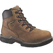 "Wolverine Men's Marauder 6"" Waterproof 400g Steel Toe Work Boots"