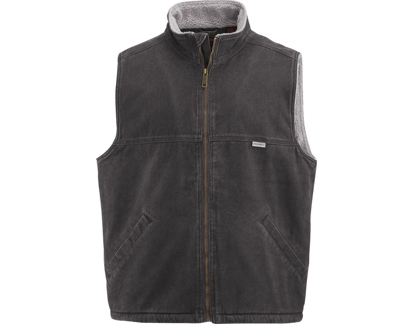 Wolverine Men's Upland Vest (Regular and Big & Tall)