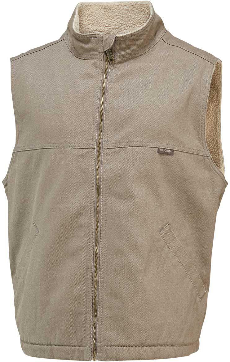 Wolverine Men's Upland Vest, Size: XL, Grey thumbnail