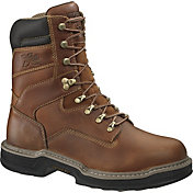 "Wolverine Men's Raider 8"" Work Boots"