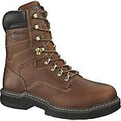 """Wolverine Men's Raider 8"""" Steel Toe Work Boots"""