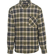 Woolrich Men's Tall Pine Flannel Long Sleeve Shirt