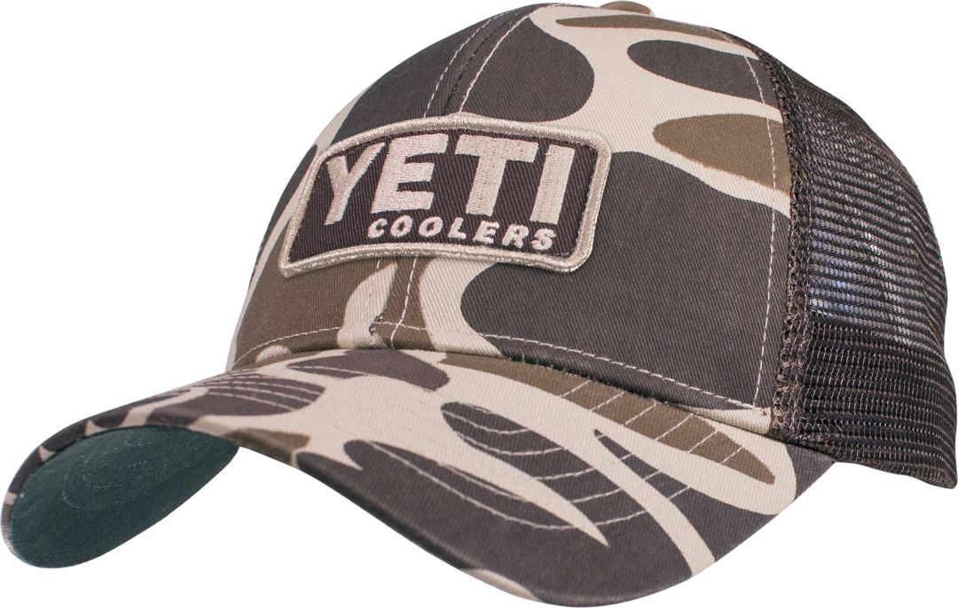 a5f89d6119a YETI Men's Custom Camo Patch Hat | DICK'S Sporting Goods