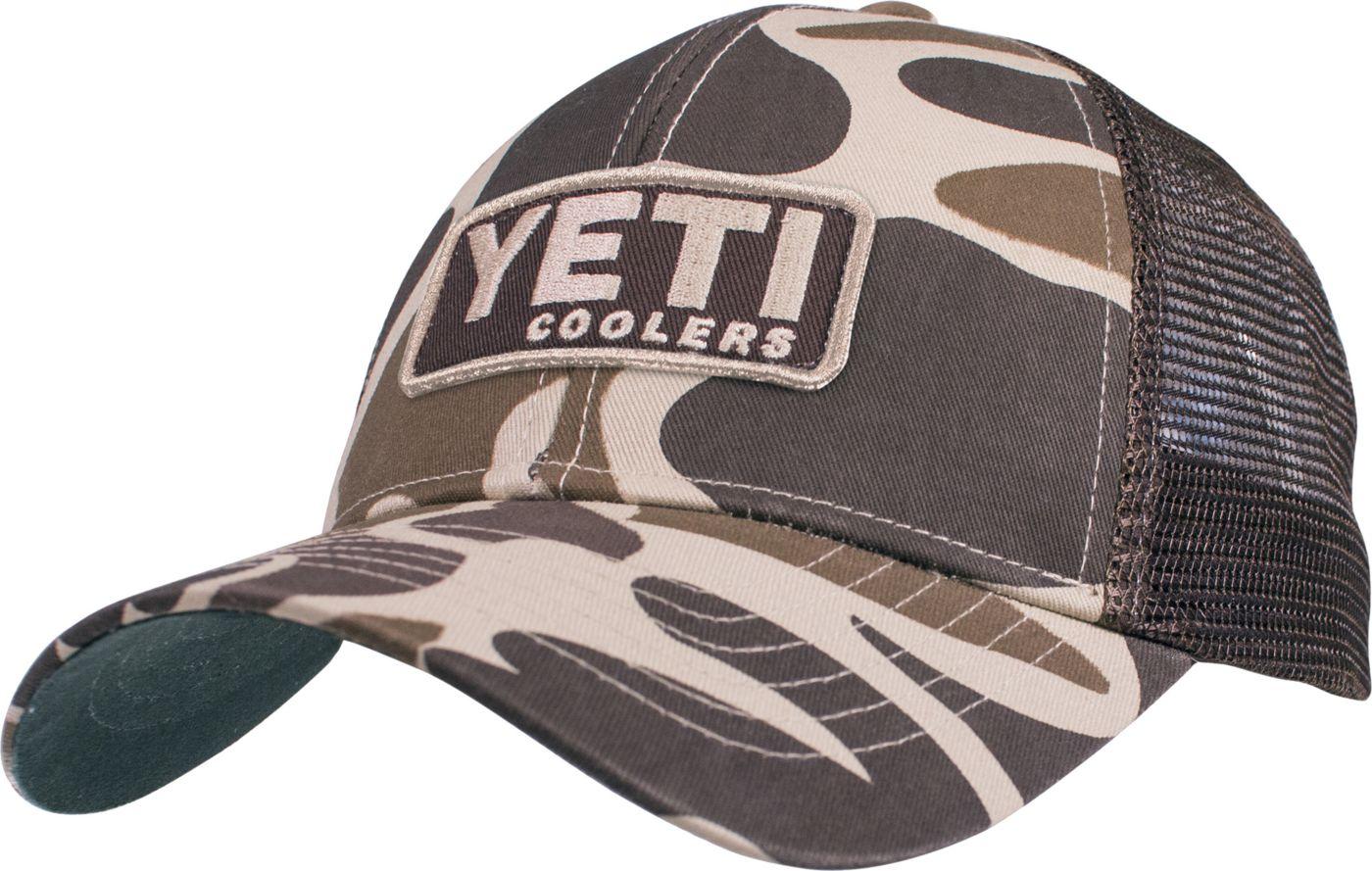 YETI Men's Custom Camo Patch Hat