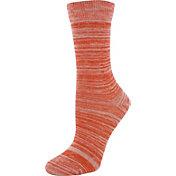 Yaktrax Women's Everyday Random Feed Crew Socks