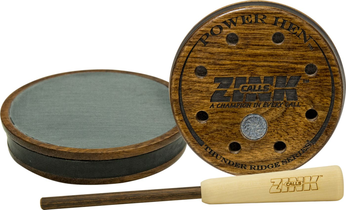 Zink Power Hen Slate Pot Turkey Call