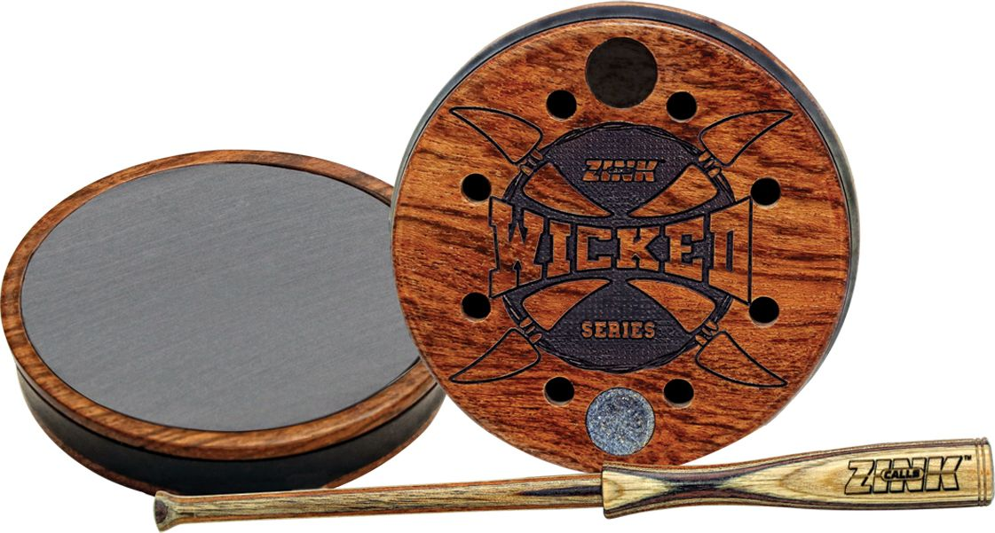 Zink Wicked Series Slate Friction Turkey Call, Size: One size thumbnail