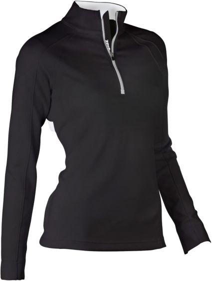 Zero Restriction Women's Samantha Z500 1/4-Zip Pullover