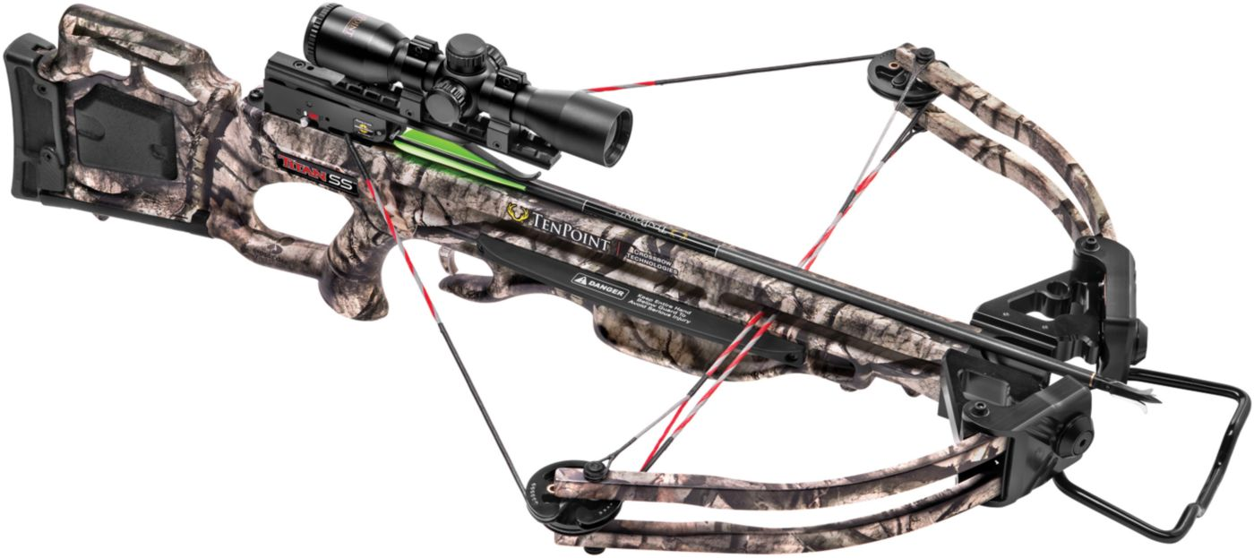 TenPoint Titan SS Crossbow Package - 340 fps