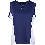 3N2 Girls' Sleeveless NuFIT Jersey