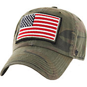 '47 Men's USA Operation Hat Trick Camo Movement Clean Up Adjustable Hat