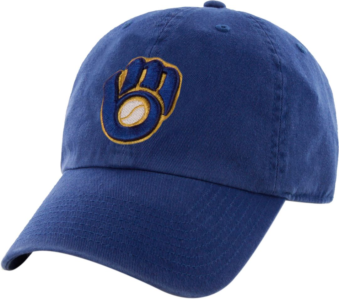 afd53c083 '47 Men's Milwaukee Brewers Clean Up Royal Adjustable Hat