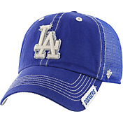 '47 Men's Los Angeles Dodgers Turner Clean Up Royal Adjustable Hat