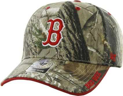 8a7deaedcc25e2 ... coupon for 47 mens boston red sox realtree camo adjustable hat 63546  5cab1