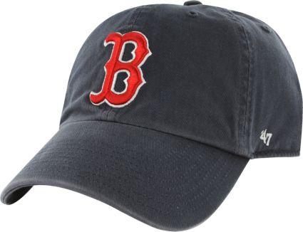 47 Men s Boston Red Sox Clean Up Navy Adjustable Hat. noImageFound c3975c36894