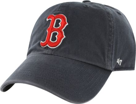 more photos d6d68 f1527  47 Men  39 s Boston Red Sox Clean Up Navy Adjustable Hat.