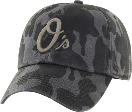 ... free shipping 47 mens baltimore orioles flintlock franchise camo fitted  hat a4e0a 7d547 44f3134f1548