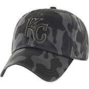 '47 Men's Kansas City Royals Flintlock Franchise Camo Fitted Hat