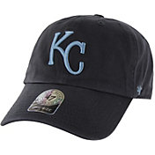 '47 Men's Kansas City Royals Clean Up Navy Adjustable Hat