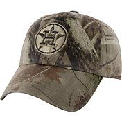 '47 Men's Houston Astros Realtree Camo Frost MVP Adjustable Hat