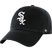 83aad864ee9 Product Image ·  47 Men s Chicago White Sox Clean Up Black Adjustable Hat ·