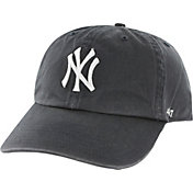 656e346b401 Product Image ·  47 New York Yankees Navy Clean Up Adjustable Hat ·